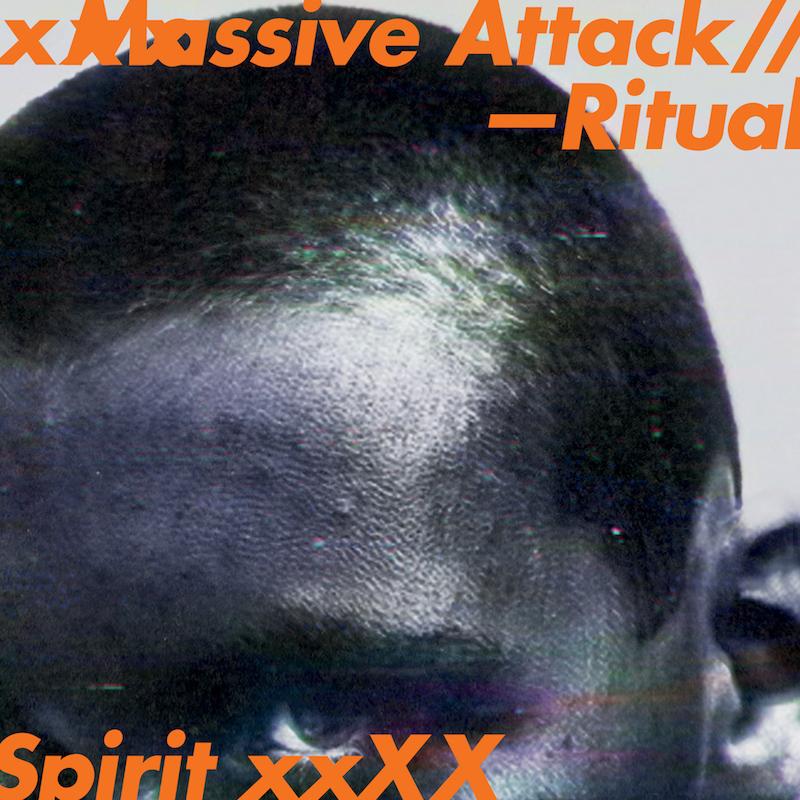 Massive Attack - 'Ritual Spirit' album art