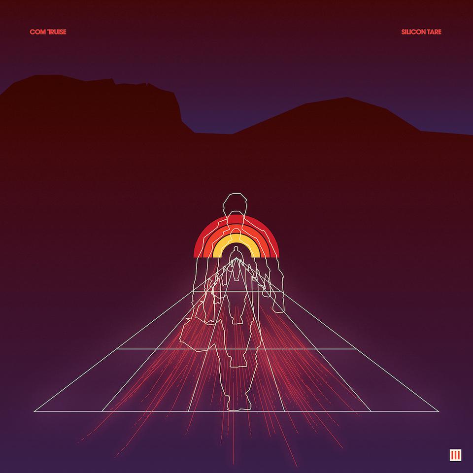 Com Truise - 'Silicon Tare' album art