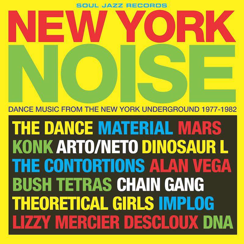 'New York Noise' album cover