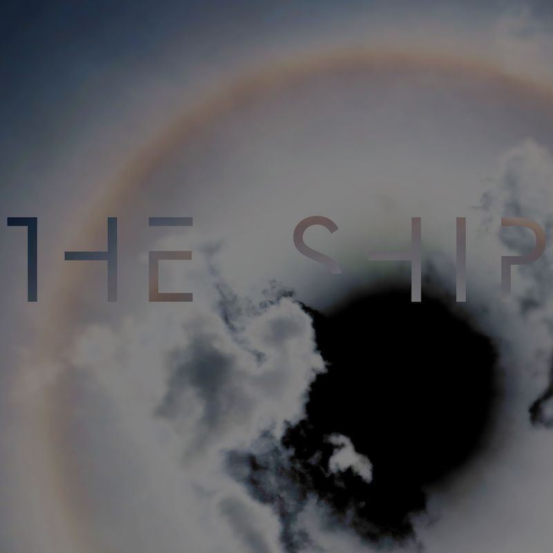 Brian Eno - 'The Ship' album cover