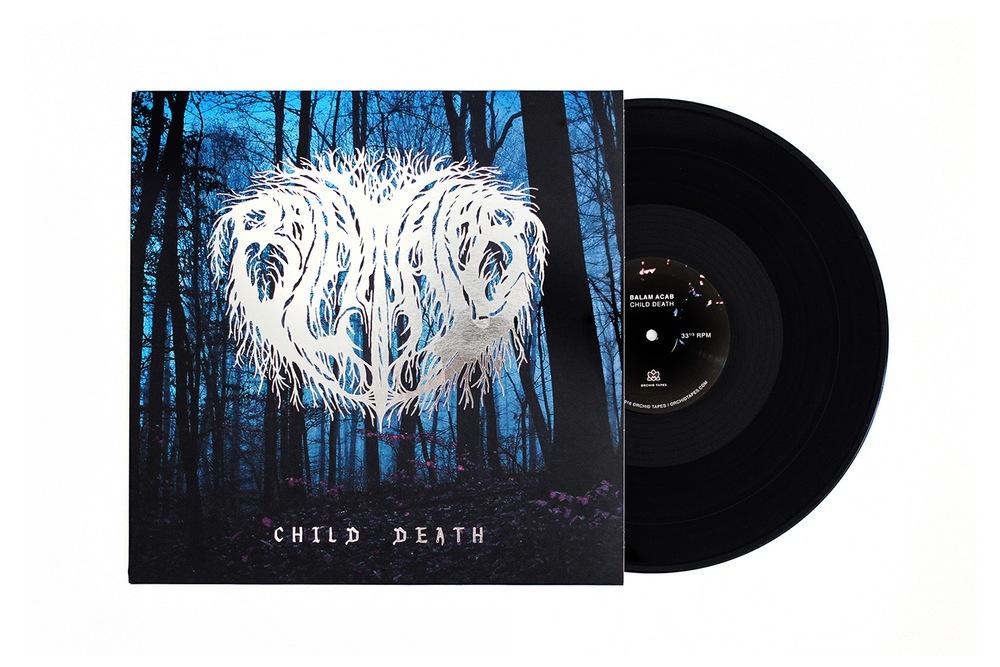 Balam Acab - 'Child Death' vinyl