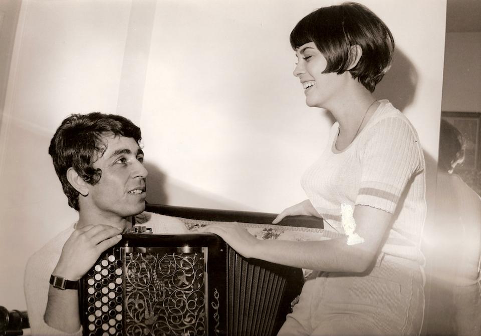 Francis Lai & Mireille Mathieu