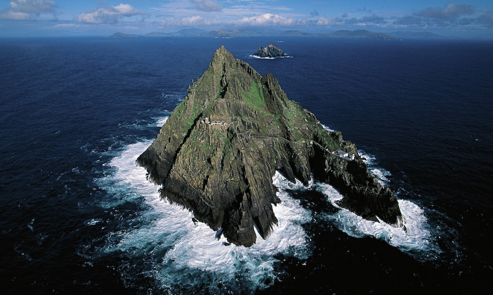 Skellig Michael, County Kerry, Ireland.