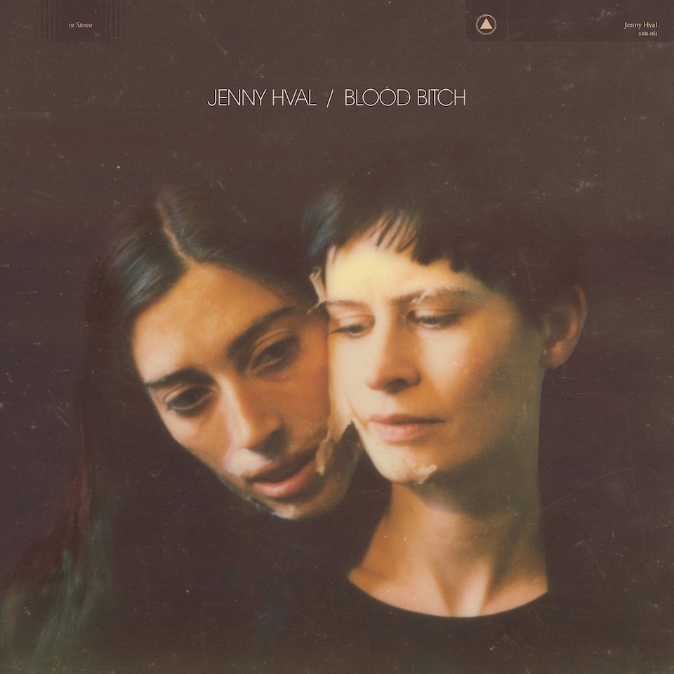 Jenny Hval - 'Blood Bitch' album art