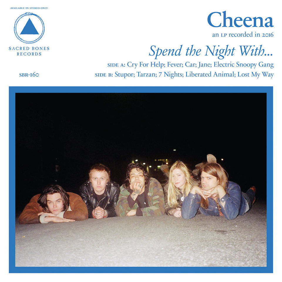 Cheena album cover