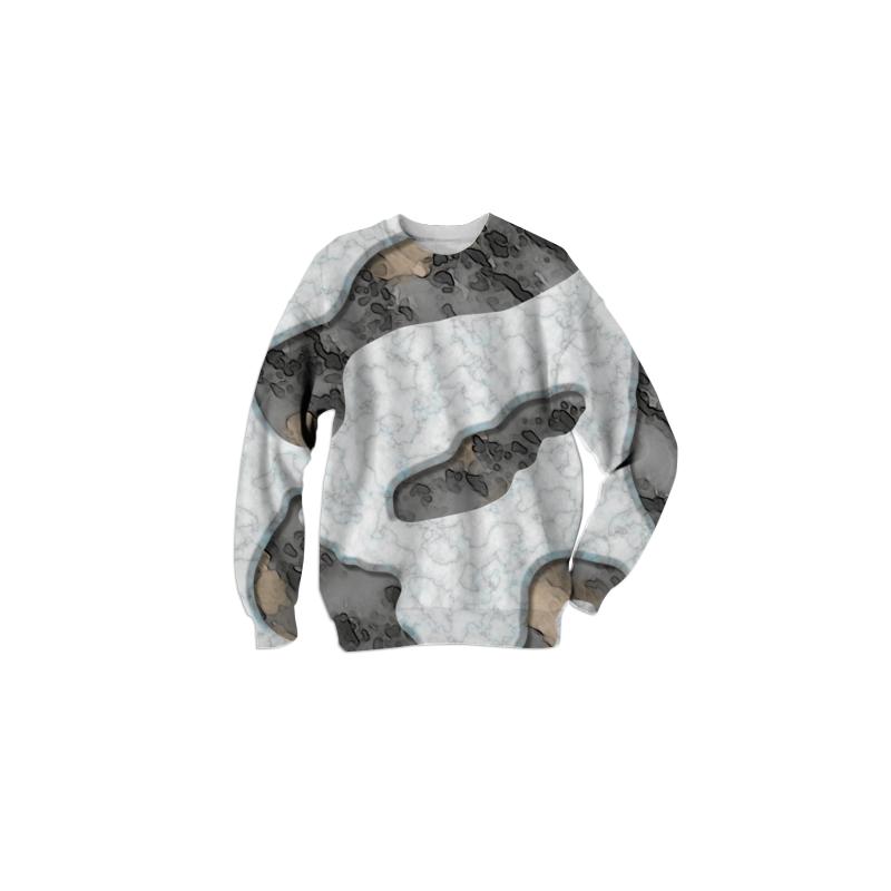 marble sweatshirt 1