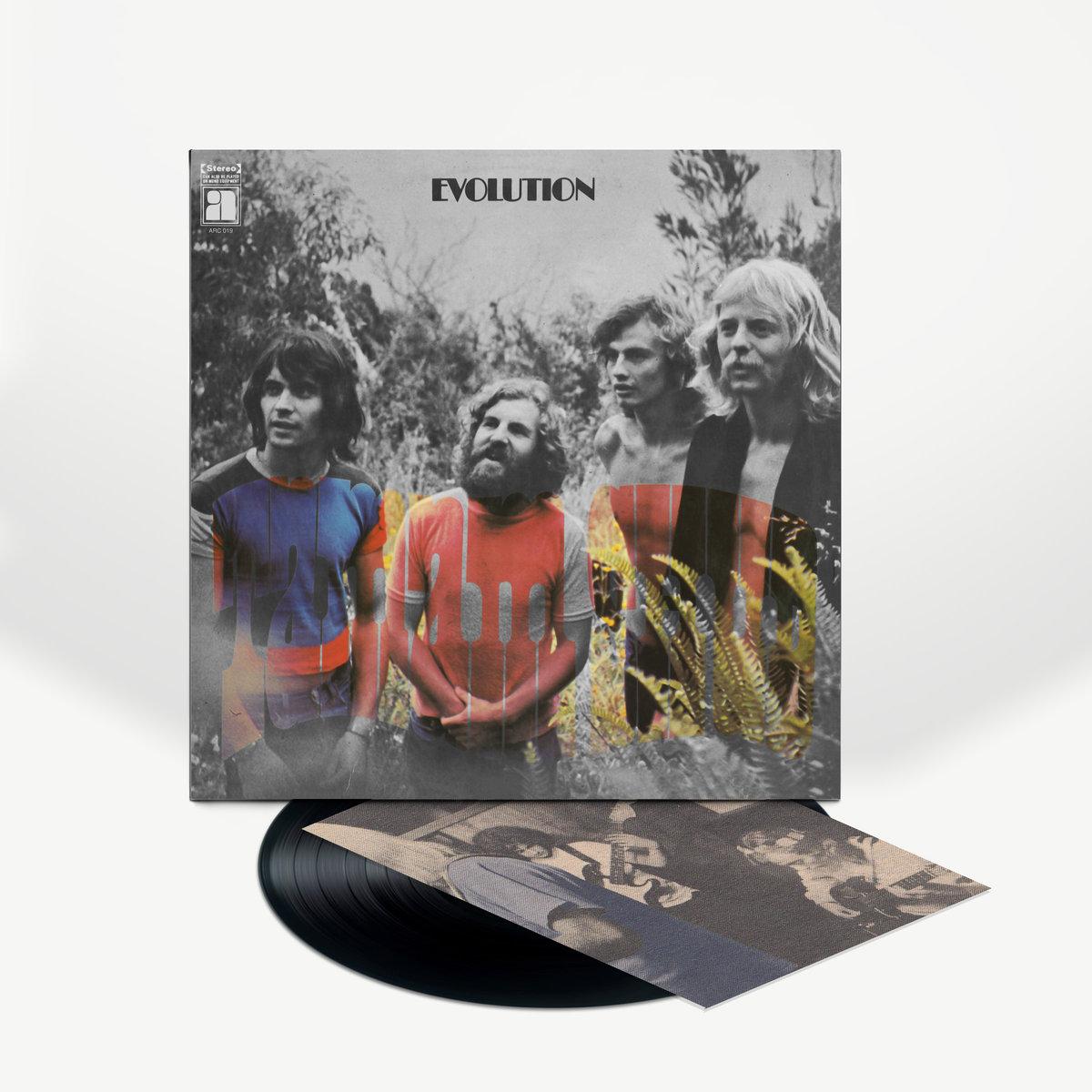 Tamam Shud vinyl reissue