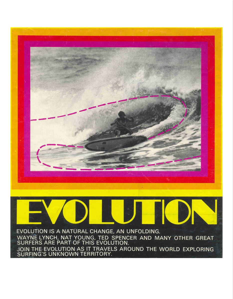 'Evolution' film poster