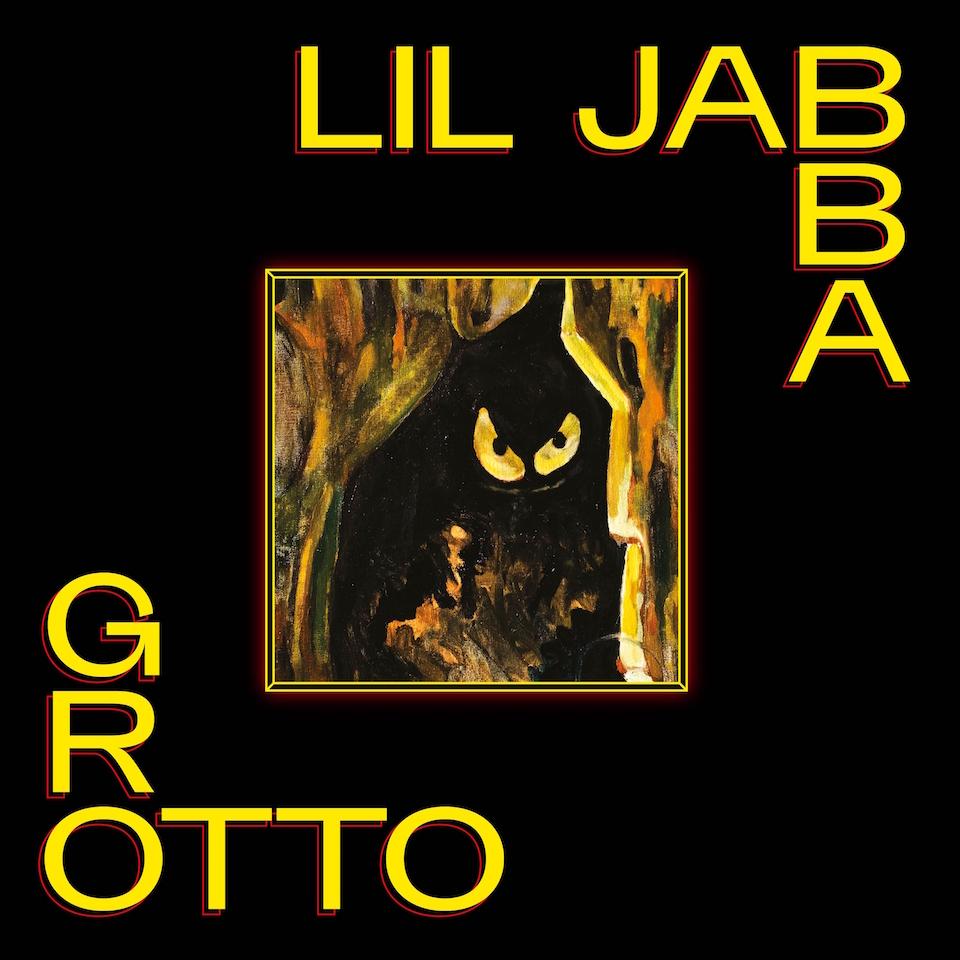 Lil Jabba - 'Grotto' album cover