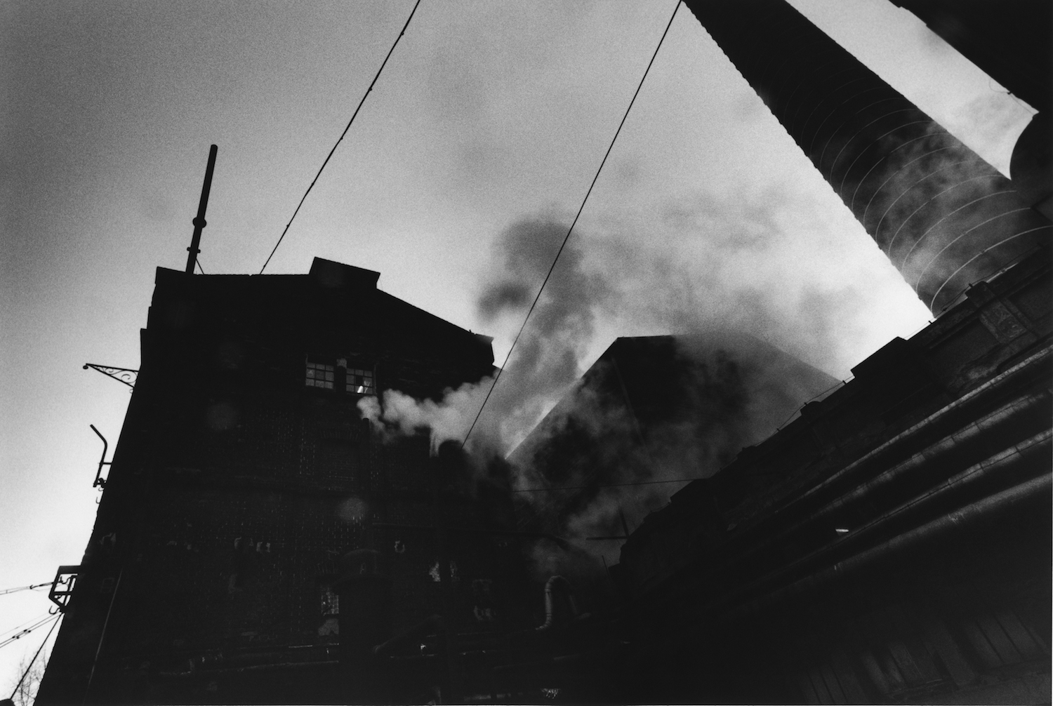 David Lynch's 'Factory Photographs'