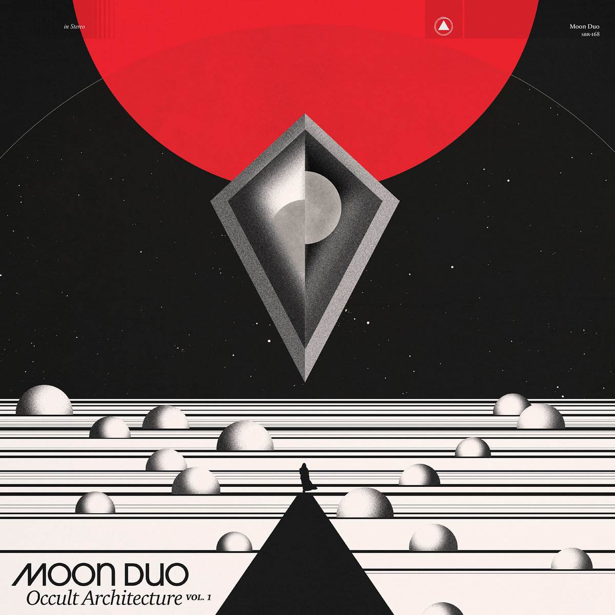 Moon Duo - 'Occult Architecture' album art
