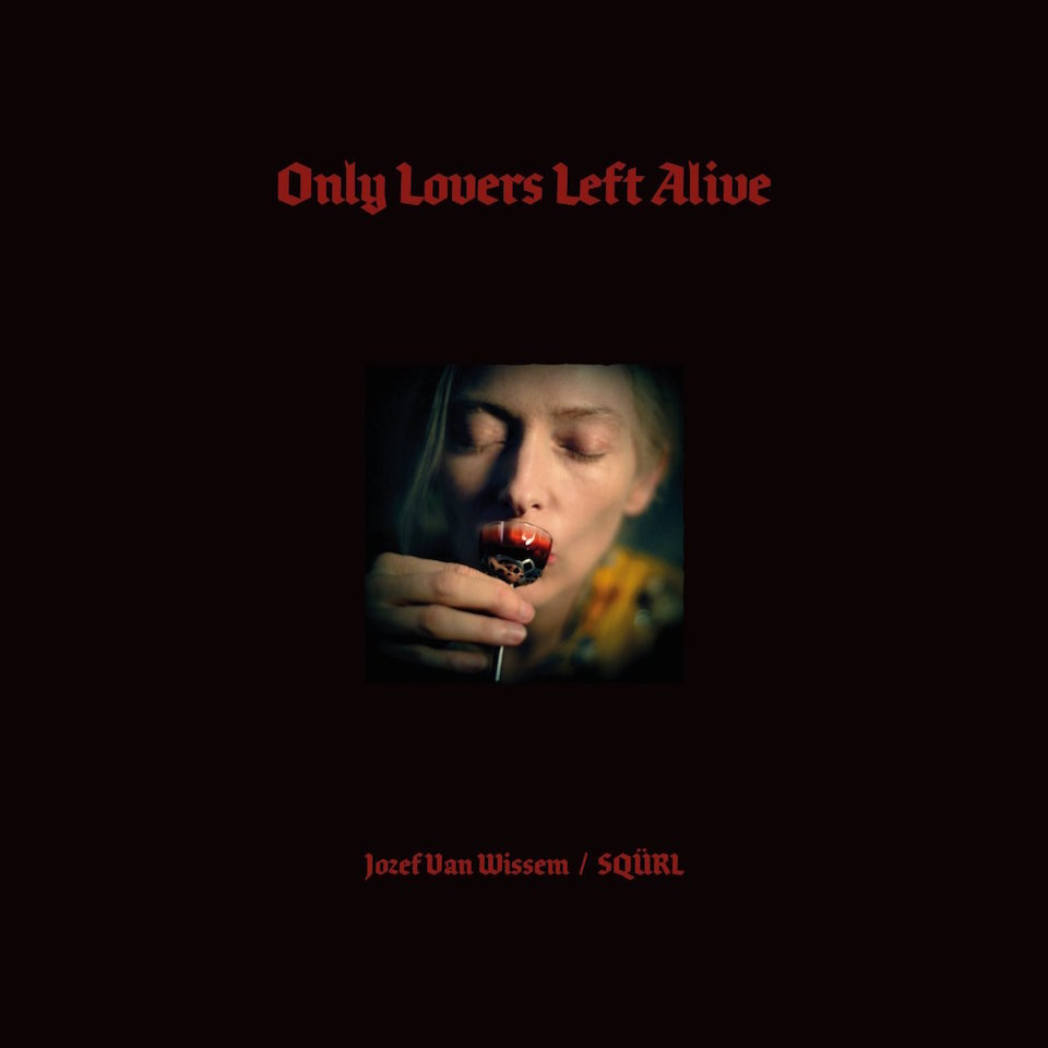 'Only Lovers Left Alive' soundtrack