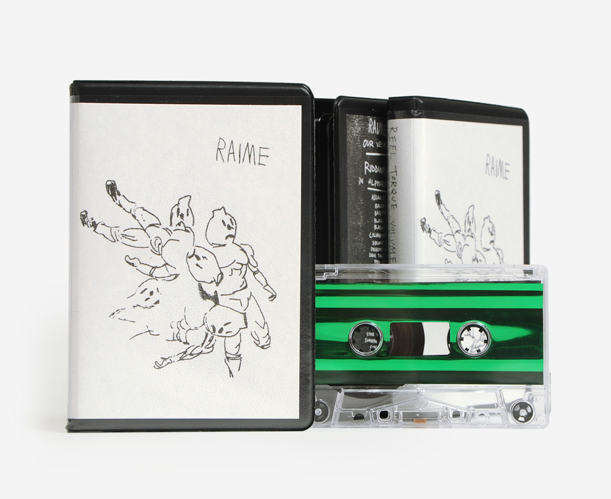 Raime dancehall mixtape