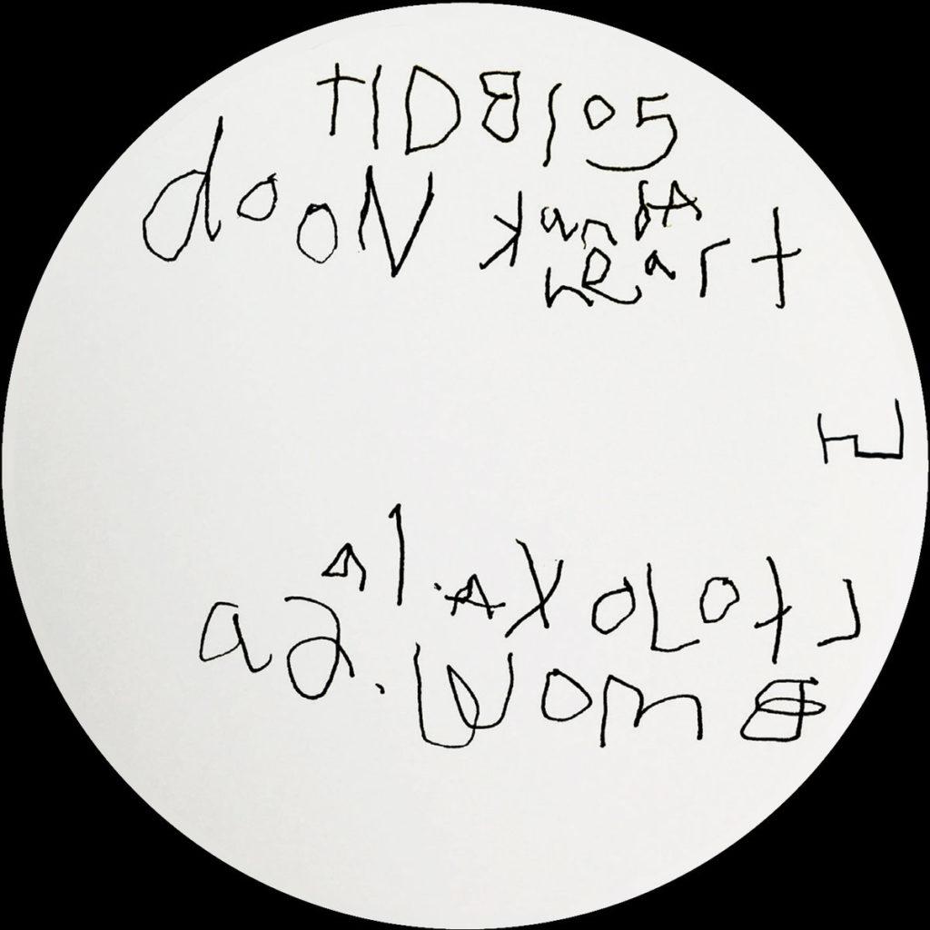 doon kanda 'heart' album art