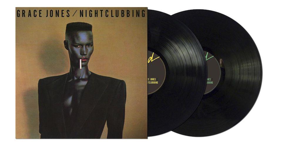 Grace Jones Nightclubbing vinyl