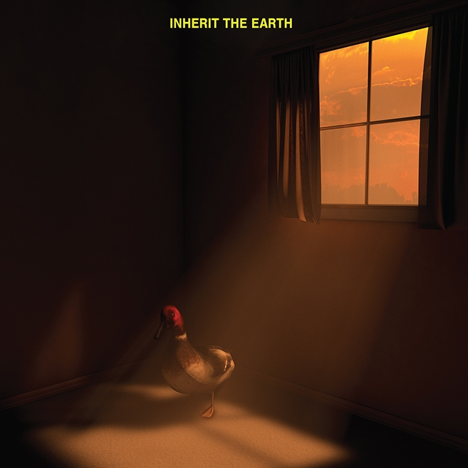 Slugabed 'Inherit the Earth' album cover