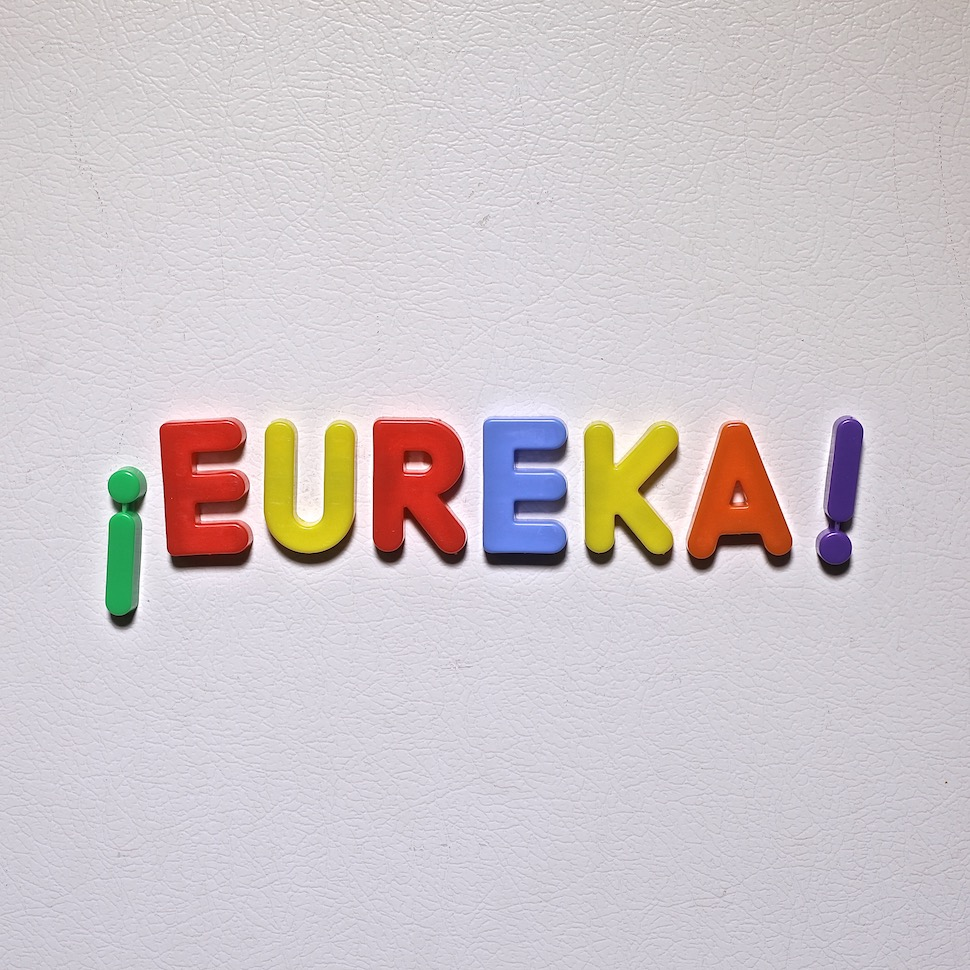 Eureka album cover