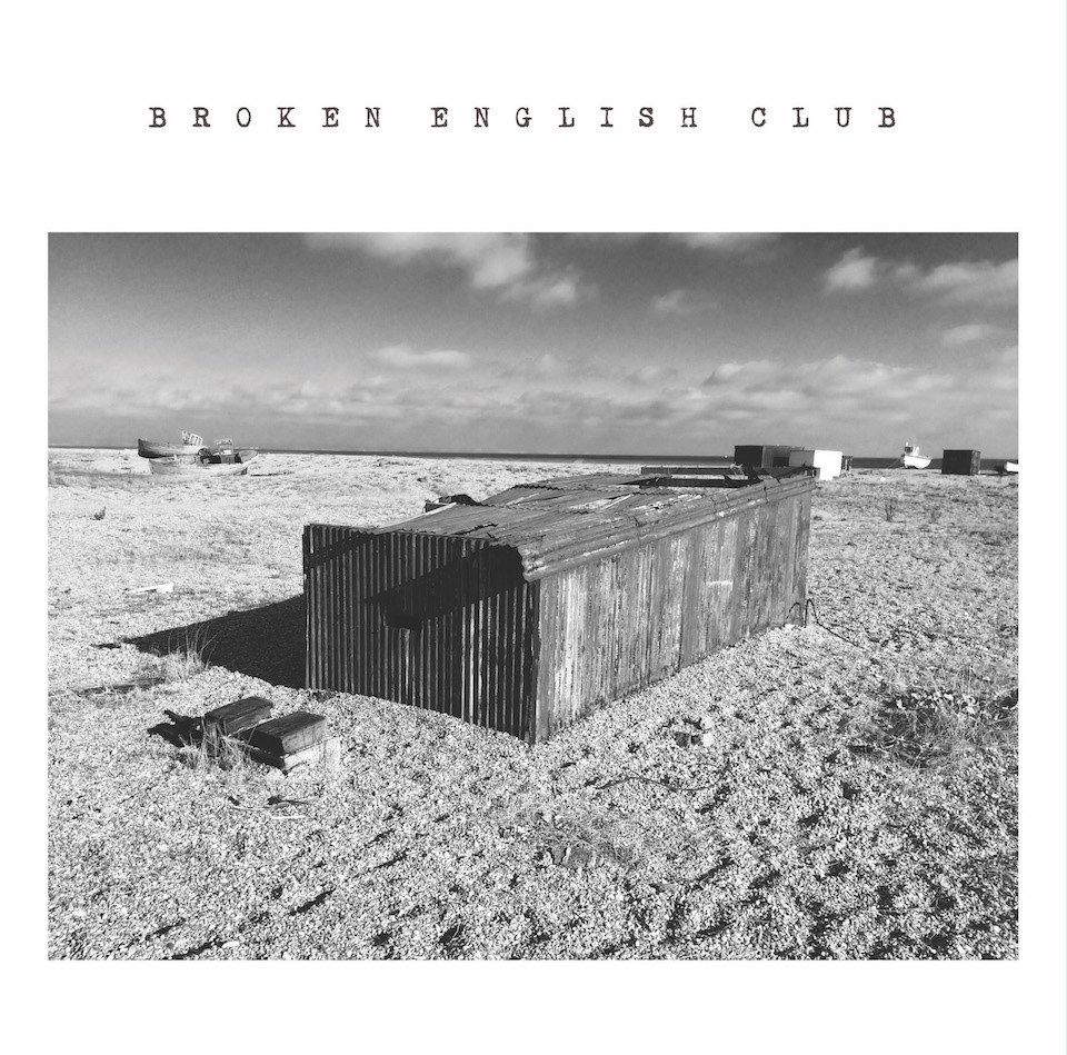Broken English Club 'The English Beach' album cover