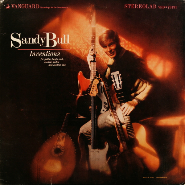 Sandy Bull Inventions album art
