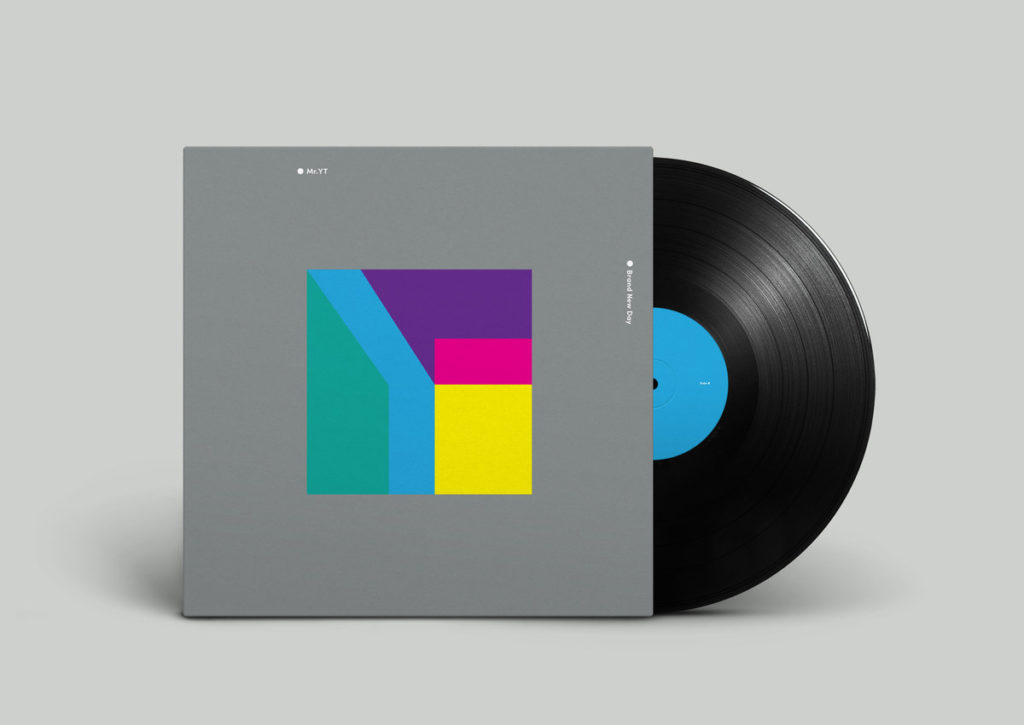Mr. YT - Brand New Day album art