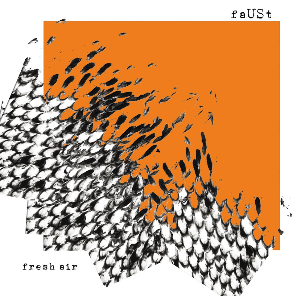 Faust 'Fresh Air' album art