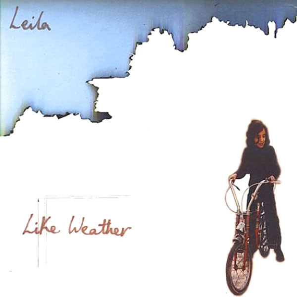 Leila - Like Weather - album cover