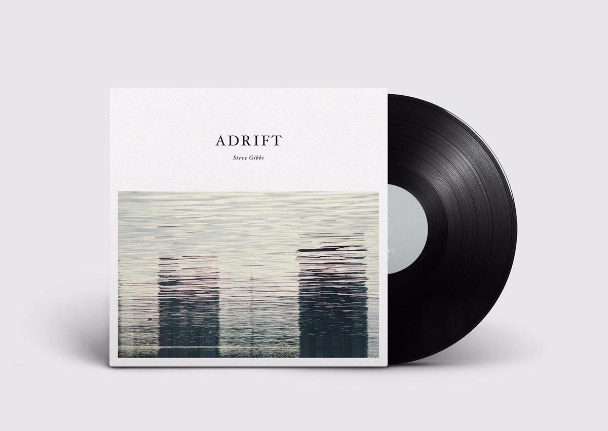 Steve Gibbs - Adrift - vinyl