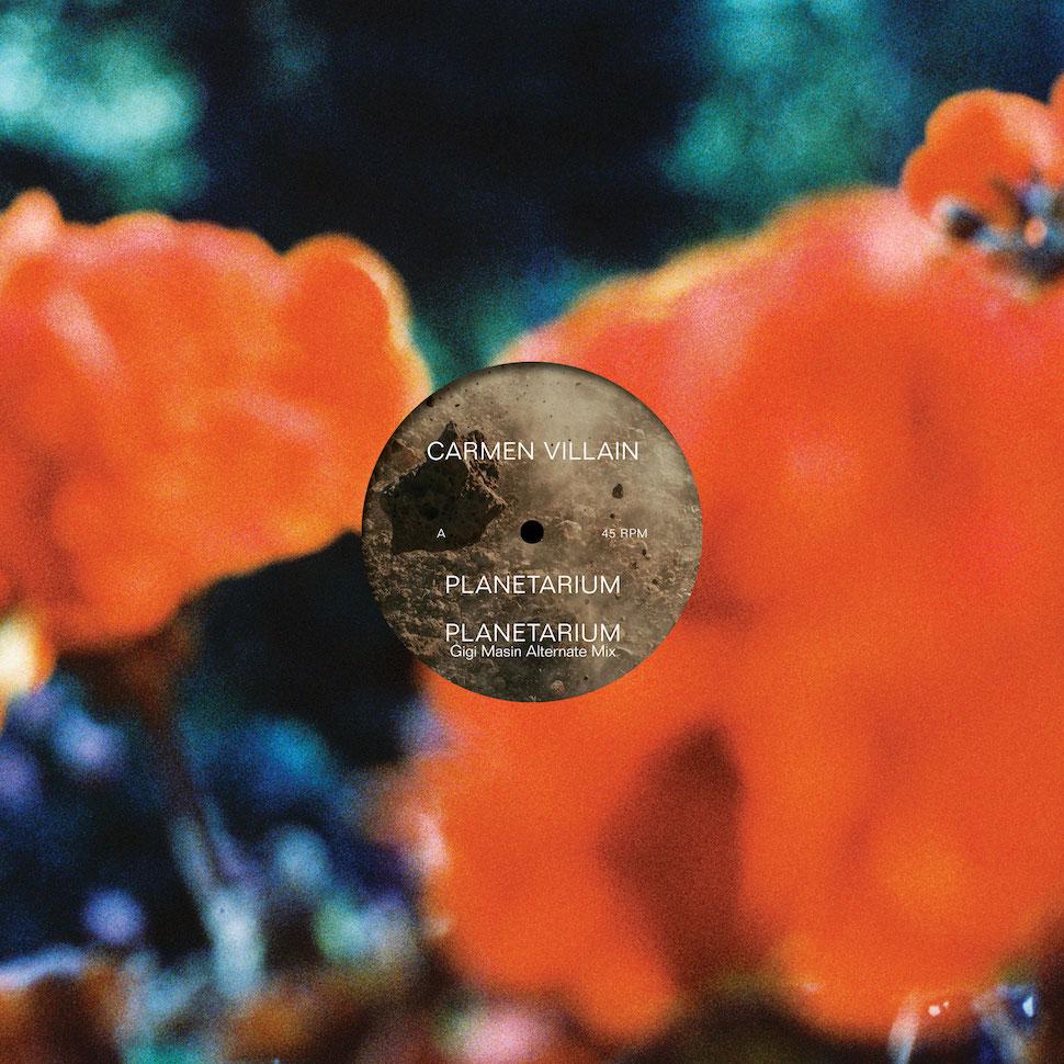 Carmen Villain - Planetarium EP
