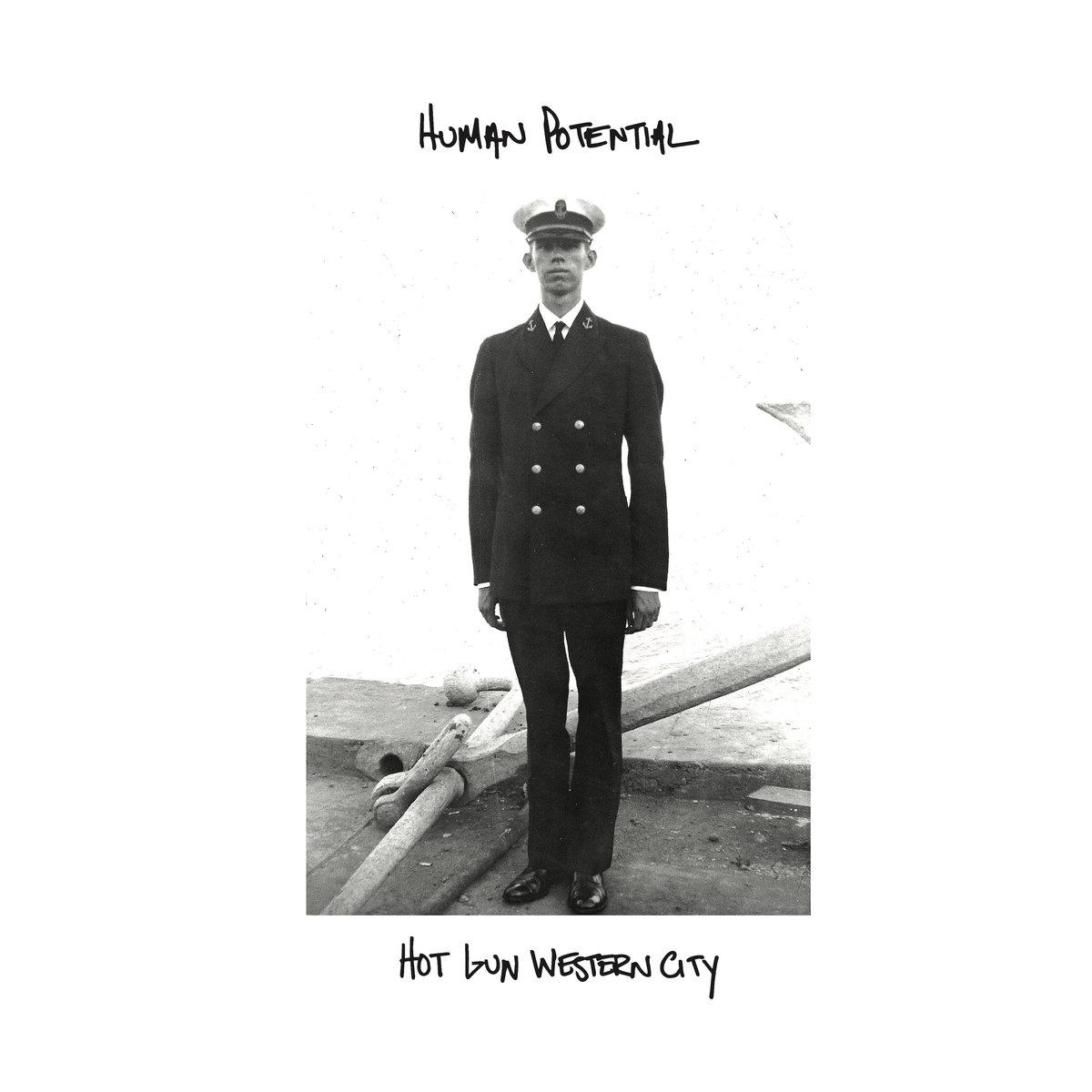 Human Potential | Hot Gun Western City album cover
