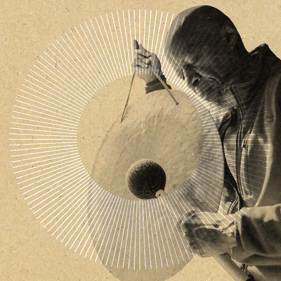 Laraaji | Sun Gong album art
