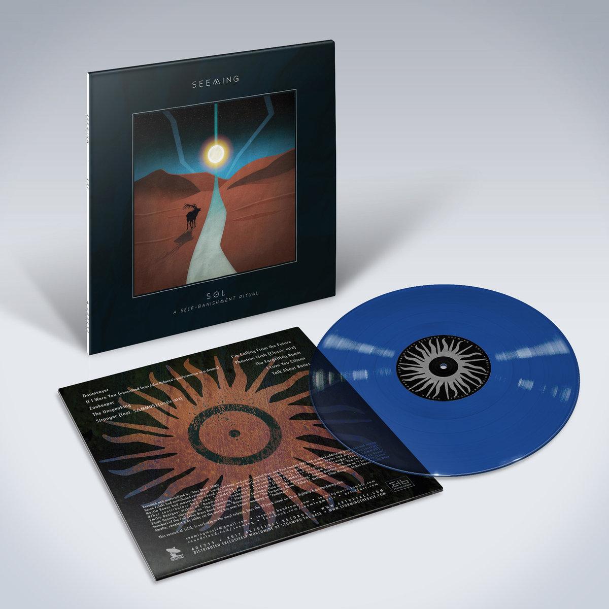 Seeming   Sol vinyl