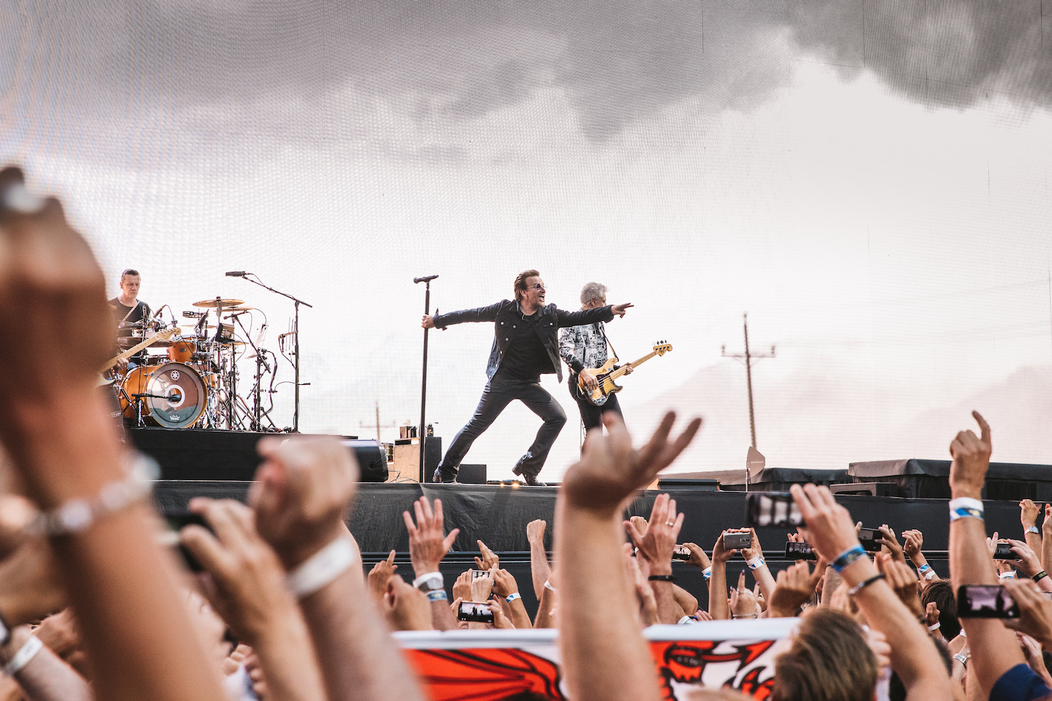 U2 Perform 'Joshua Tree', Renew Our Faith In Humanity At Buffalo's