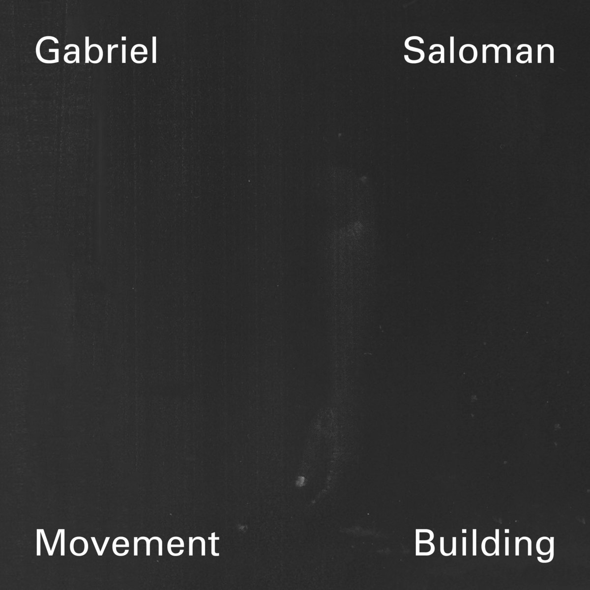 Gabriel Saloman | Movement Building CD set