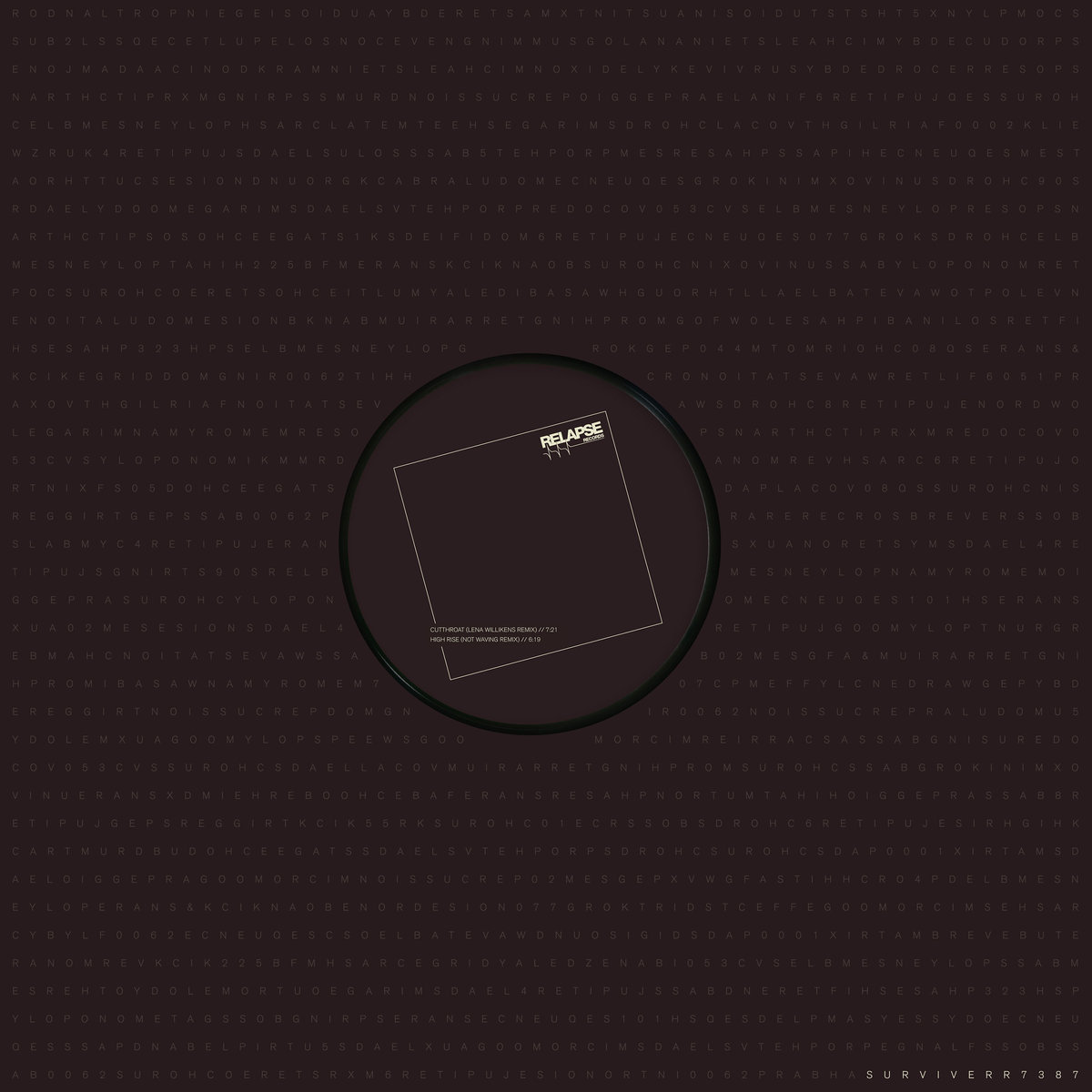S U R V I V E | RR7387 EP