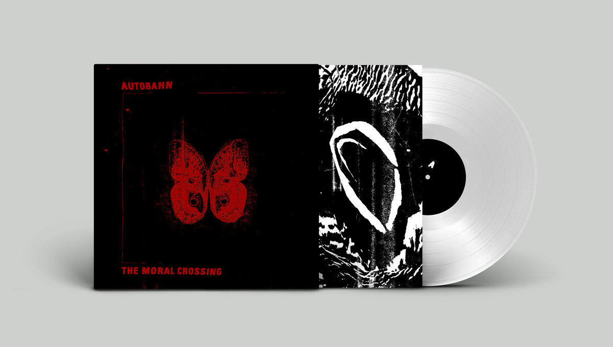 Autobahn | The Moral Crossing white vinyl