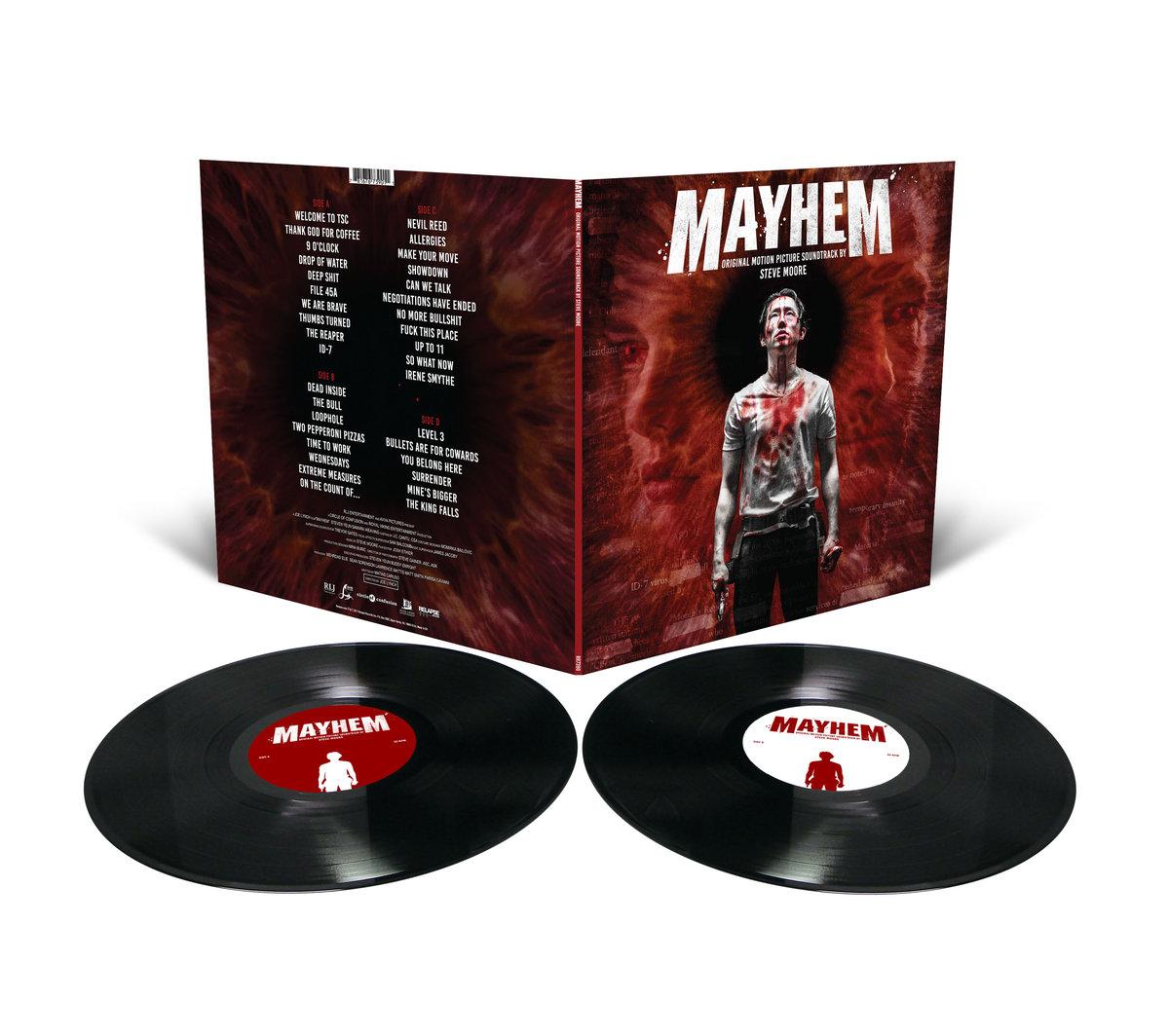 Mayhem soundtrack