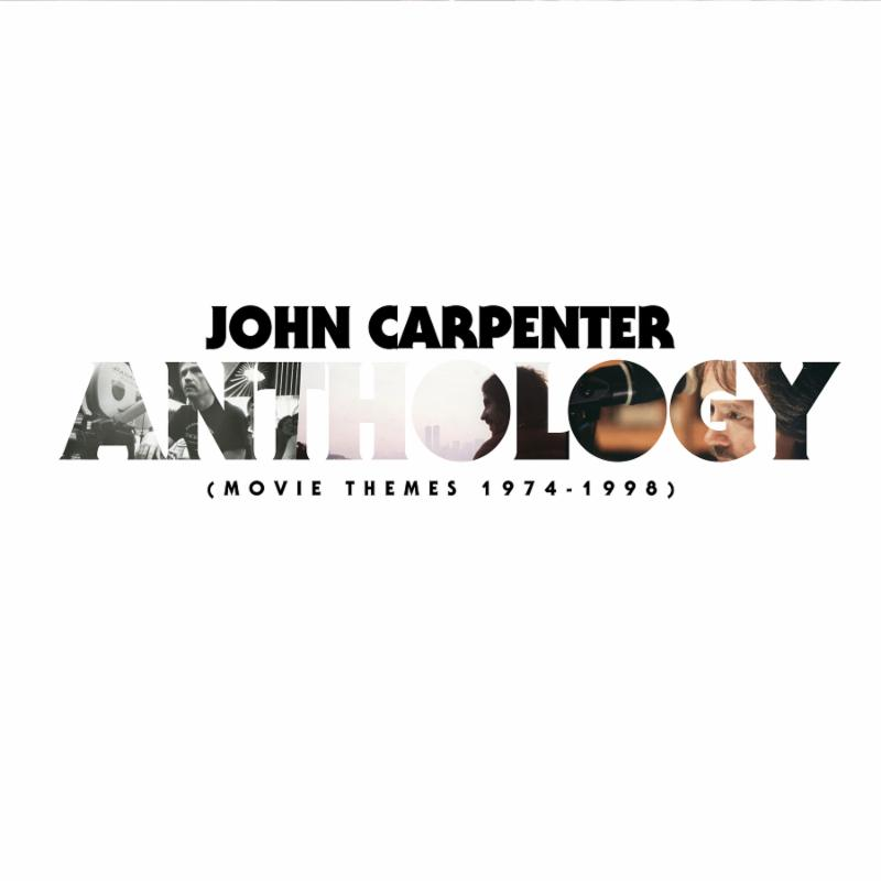 John Carpenter | Anthology cover art