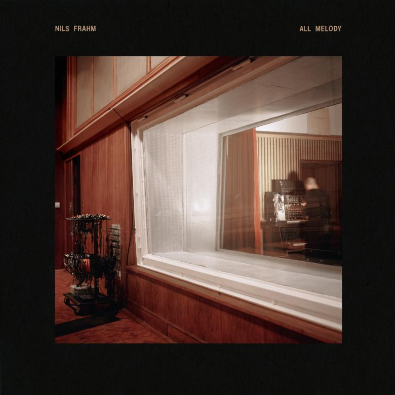 Nils Frahm | All Melody album cover