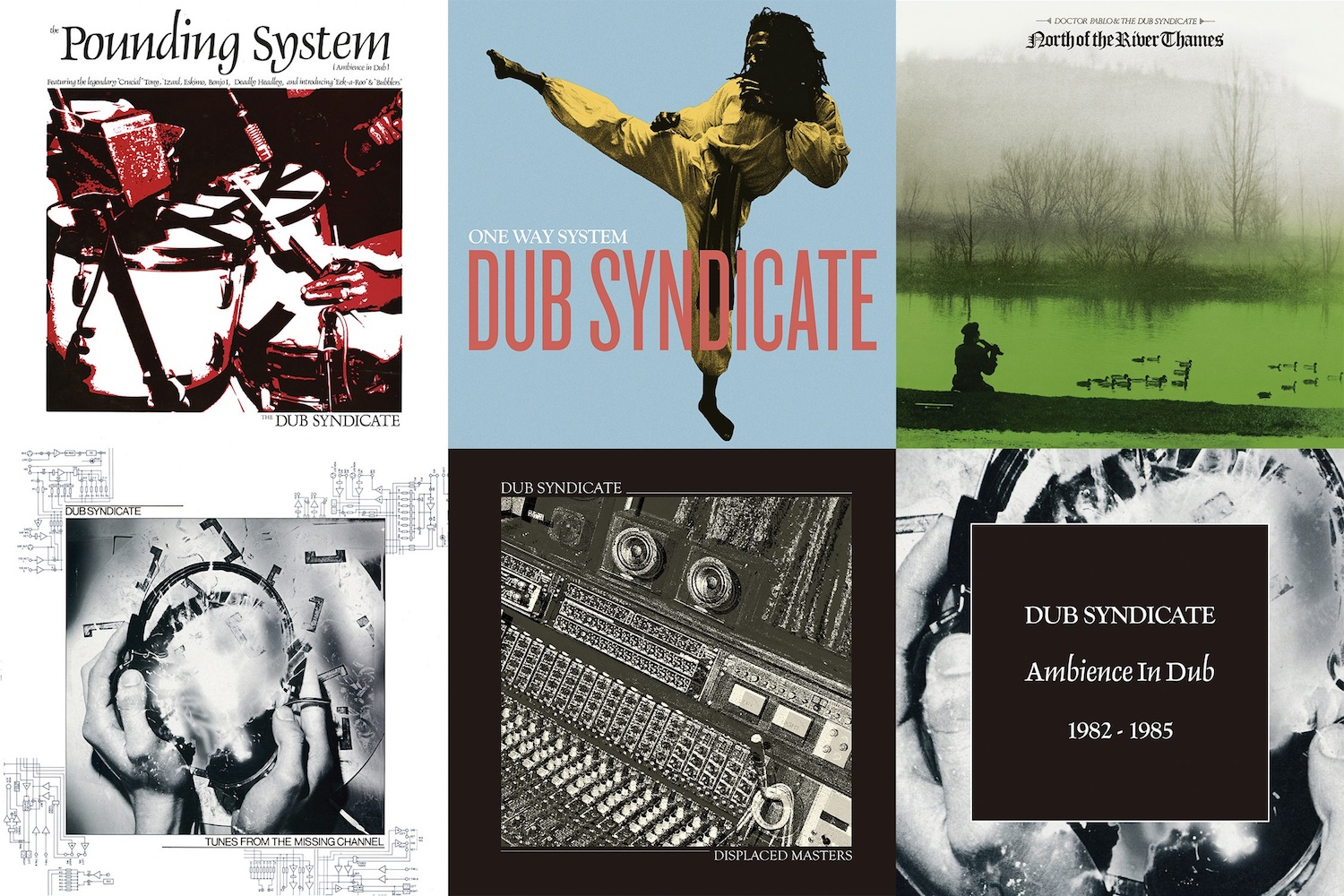 Dub Syndicate reissues