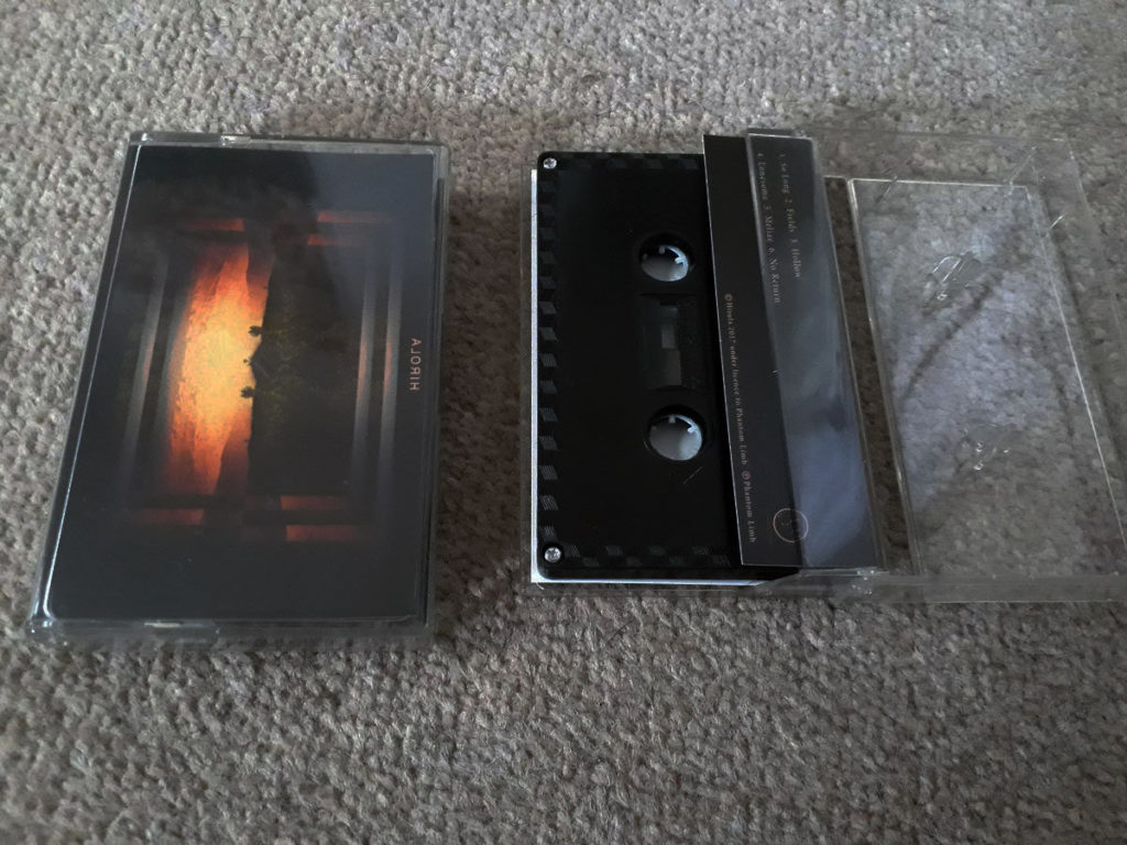 Hirola   Phantom Limb tape