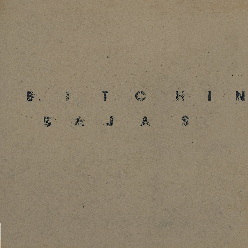 Bitchin Bajas album cover