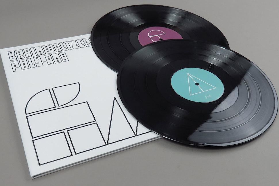 Brainwaltzera | Poly-Ana vinyl