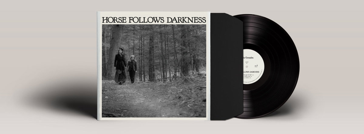 Delia Gonzalez | Horse Follows Darkness vinyl