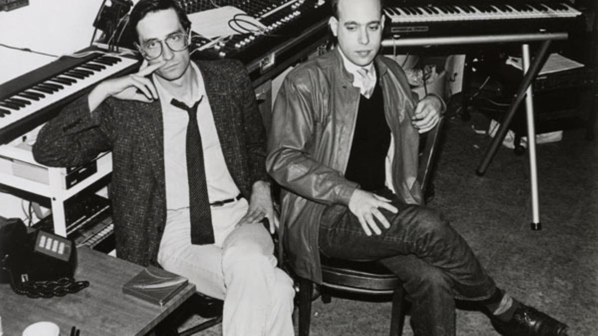 Peter Gordon and David Van Tieghhem