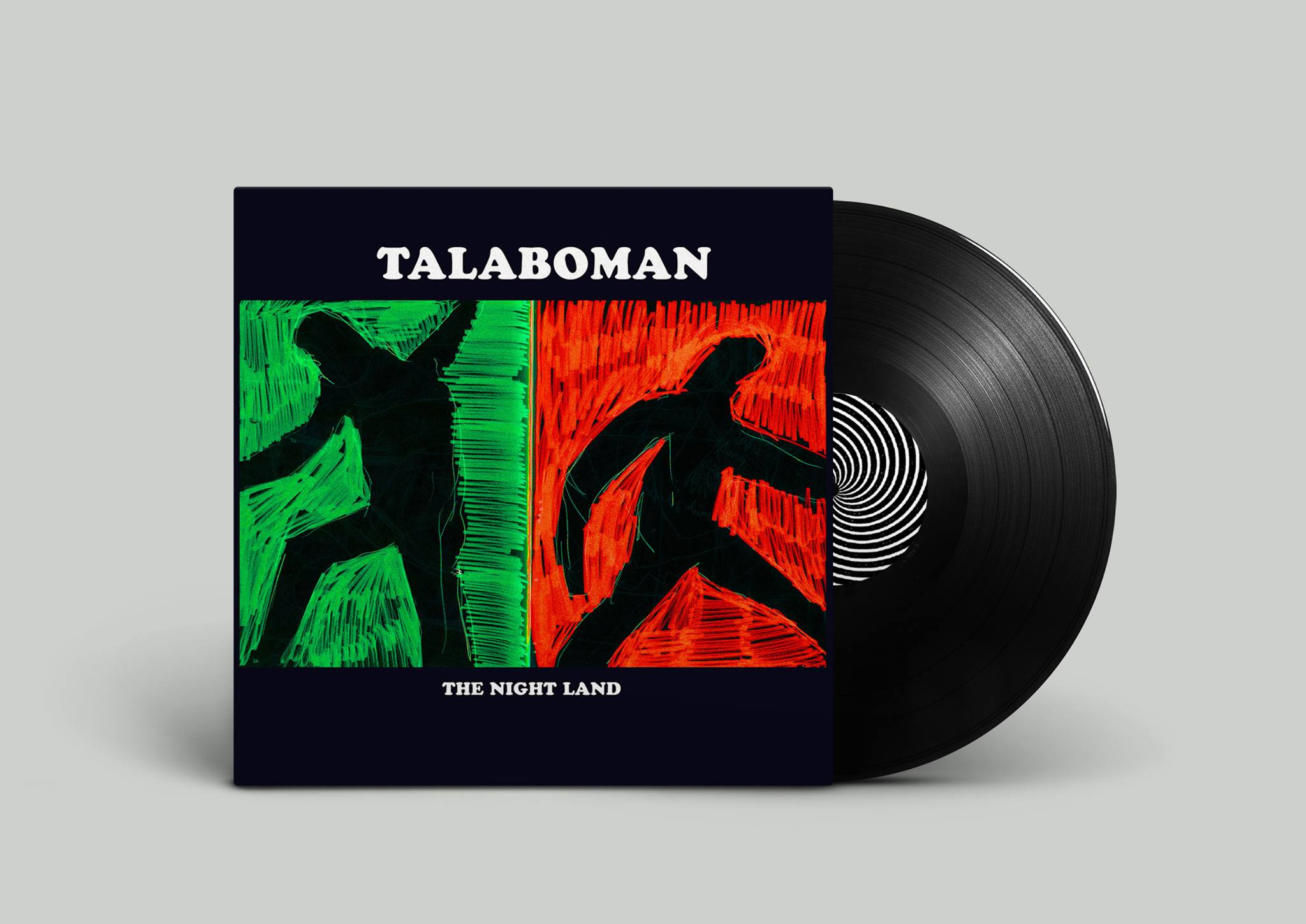 Talaboman | The Night Land vinyl