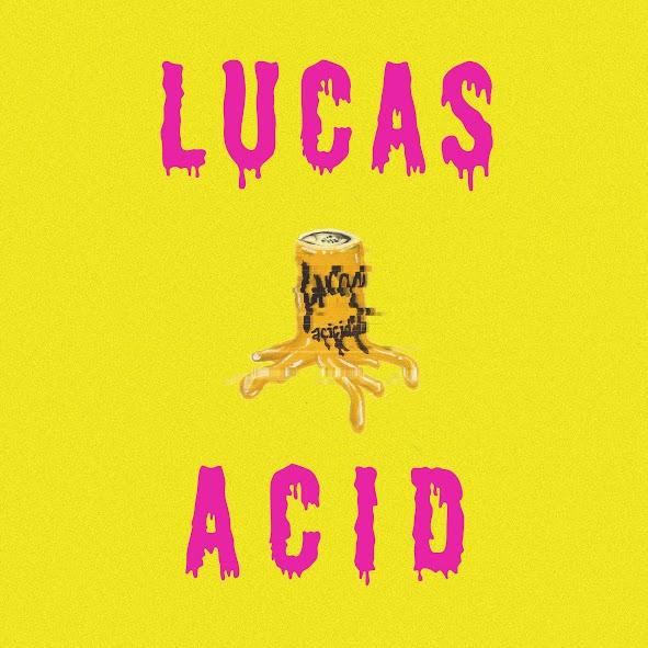 Moodie Black | Lucas Acid album cover