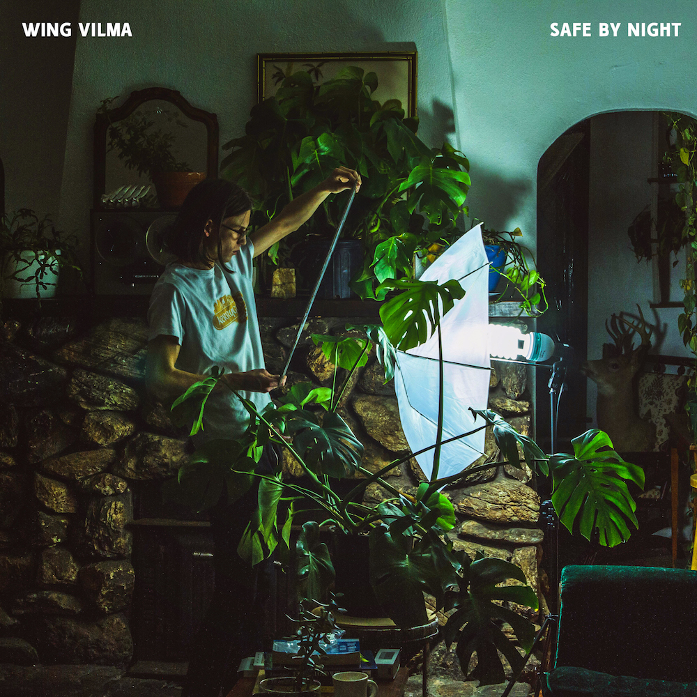 Wing Vilma | Safe By Night album cover