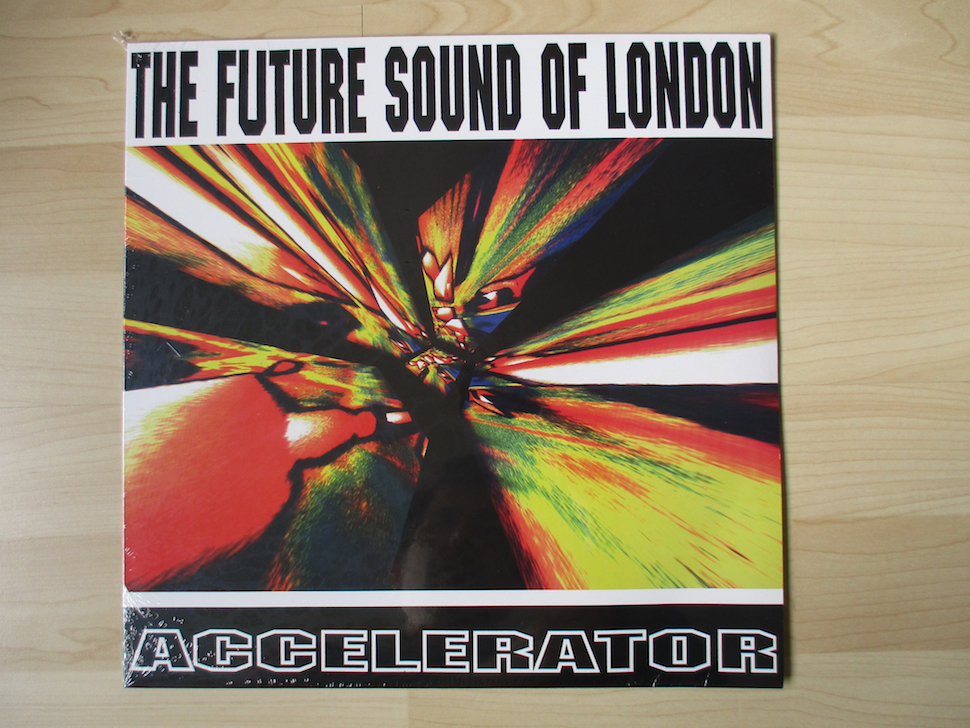 Future Sound of London | Accelerator vinyl