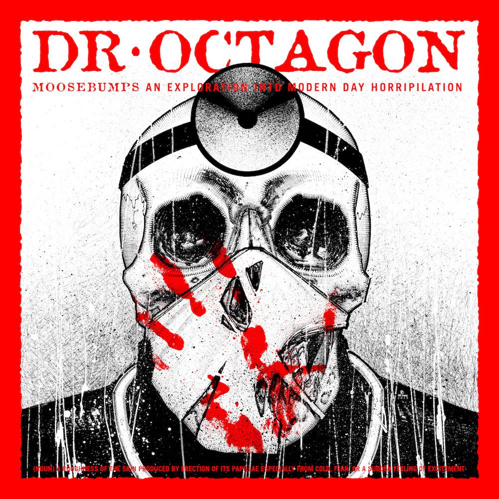 Dr Octagon new album cover