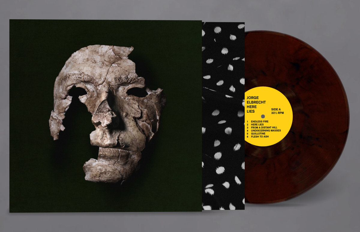 Jorge Elbrecht   Here Lies vinyl